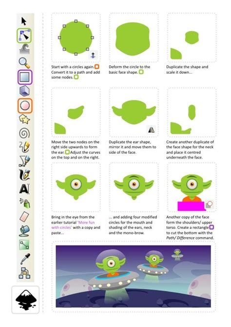 inkscape tutorial game character 1000 images about inkscape other vector tutorials on