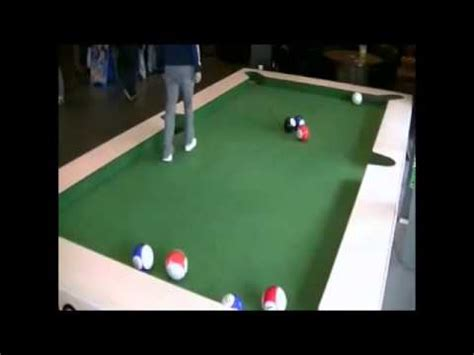 soccer pool table