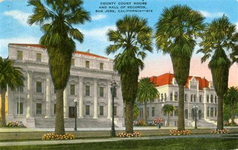 Santa Clara Records Postcards From Santa Clara County Ca