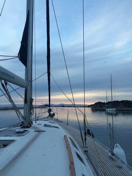 sailing greece thessaloniki american college of thessaloniki act sailing academy