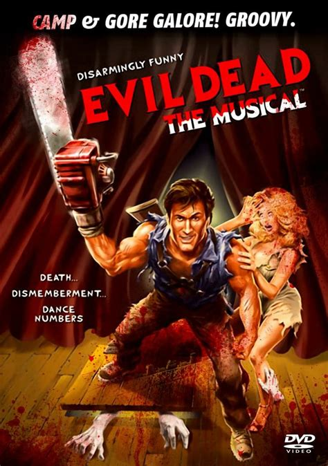 Last I Saw Evil Dead The Musical A Revi by Toronto Area Win Tickets To See Evil Dead The Musical