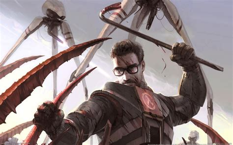 themes half life 2 half life 2 wallpapers pictures images