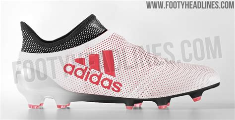 new picture white real coral adidas x 17 purespeed 2018 boots leaked footy headlines
