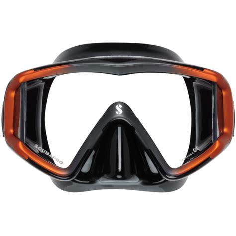 scuba dive mask scubapro vu diving mask scuba diving superstore