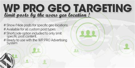 wp pro geo targeting codeholder net