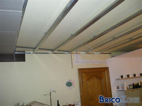 comment faire un faux plafond 4055 faux plafond spots