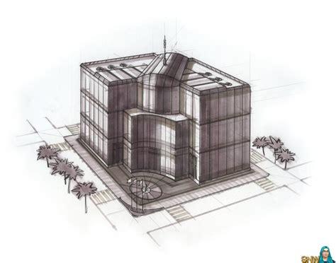 building concept video game developer building concept arts snw
