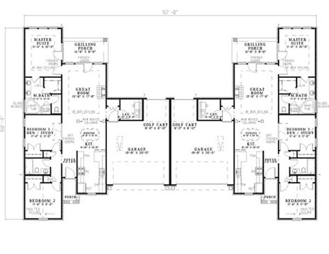 duplex house plans gallery 25 best ideas about duplex house plans on pinterest house floor plans one story houses and