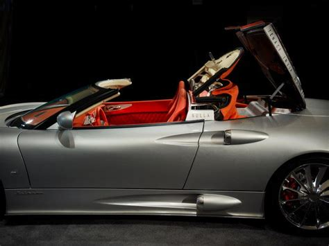 Spyker C8 Aileron Interior by 2011 Spyker C8 Aileron Spyder Car Review Top Speed