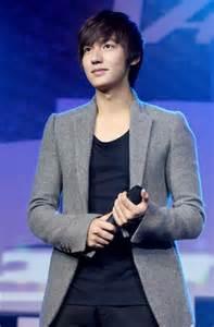 Jaket Style Min Ho min ho receives the baton from han kyeong for clothing line hancinema the korean