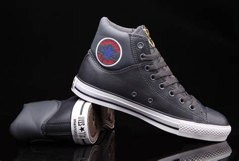 Converse Ct High New Size 9 5 43 grey converse ct as embroidery padded collar high tops