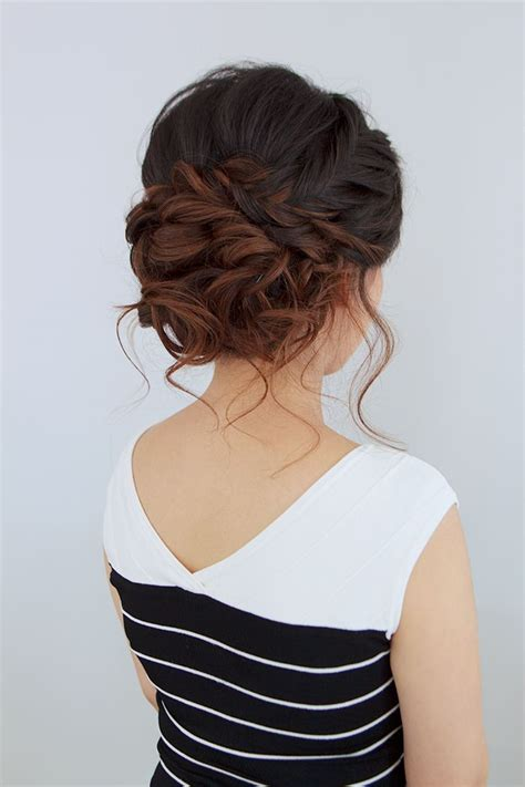 Wedding Updo Hairstyles Hair by 25 Best Ideas About Wedding Updo On Wedding