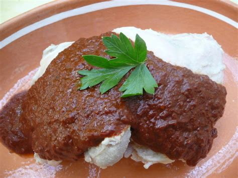 oaxacan red mole sauce mole coloradito recipe genius