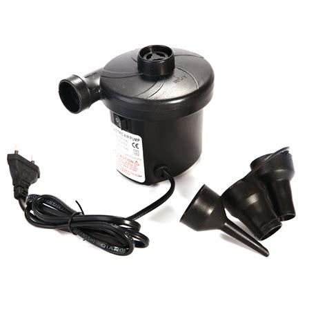 233 lectrique gonfleur de pompe 224 air pour matelas