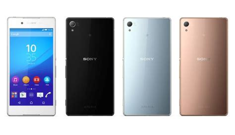 Sony Xperia Z3 Plus Z4 Second Sekend Ori most anticipated android phones of late 2015