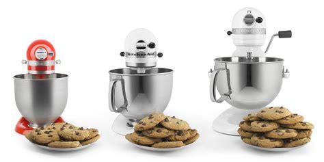 Kitchenaid Mixer Sizes Kitchenaid Launches New Mini Stand Mixer