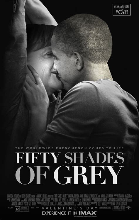 film bagus fifty shades of grey obama merkel and putin as leading actors in famous