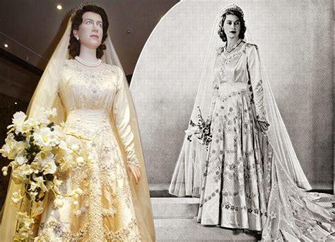 hochzeitskleid queen elizabeth the queen s wedding dress is still fresh and timeless 70