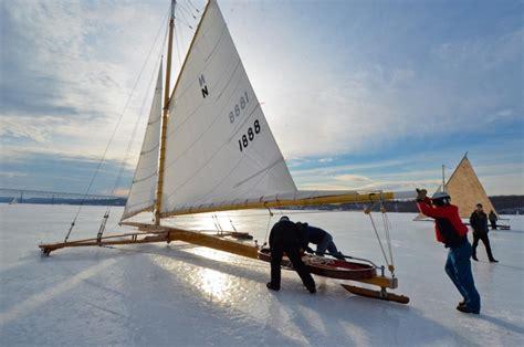 ice boat iceboats