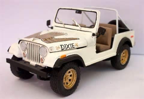 dukes jeep dixie