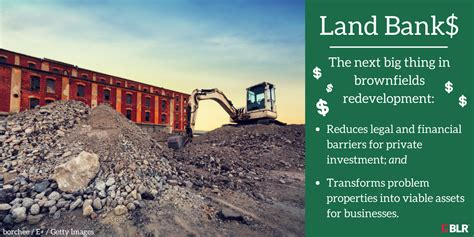 land bank a fresh approach to brownfields redevelopment