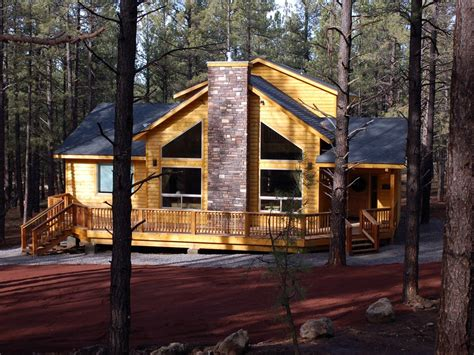Cabins In Flagstaff Az For Rent by Luxury Cabin In Flagstaff Grand Area Vrbo