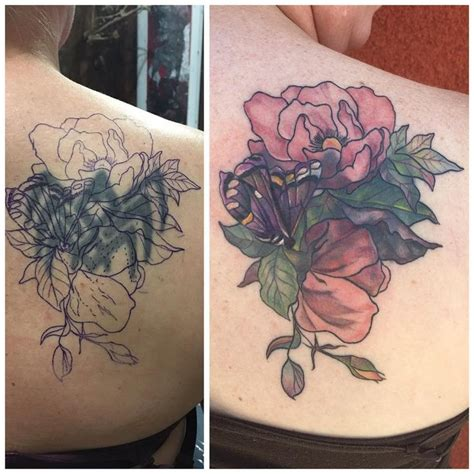 quick and easy tattoo cover up 134 likes 5 comments austin west austinwest art on