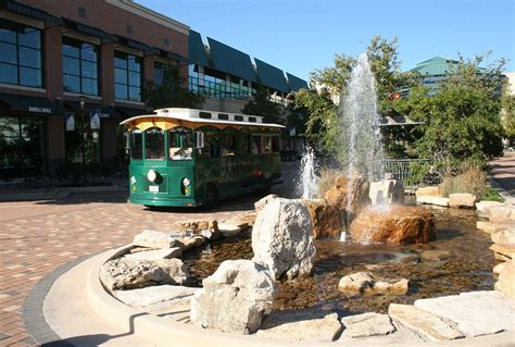 Woodland Mall Gift Cards - trolley and fountain photos the woodlands tx