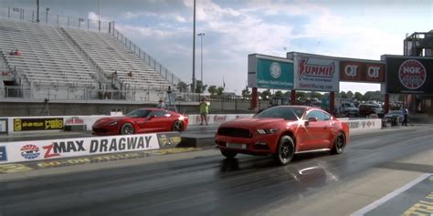 worlds fastest ford mustang world s fastest mustang ecoboost at the ford authority