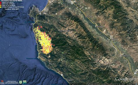 Pch Big Sur Road Closure - 100 big sur map earthquake two minor quakes strike near redway la times pacific