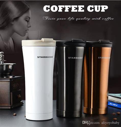 Best Seller Tumbler Starbucks Stainless Steel Termos Starbucks 500ml Starbucks Thermos Cup Starbucks Cup Stainless Steel Mug
