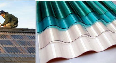 Harga Clear Rj corrugated polycarbonate sheets