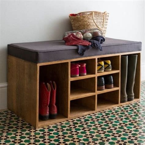 entrance shoe storage bench entryway bench with shoe storage units for the home