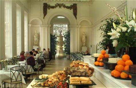 kensington palace tea room orangerie our black book