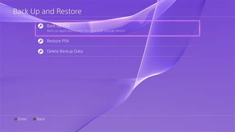 Ps2 Upgrade Disk how to back up and upgrade your ps4 s drive extremetech