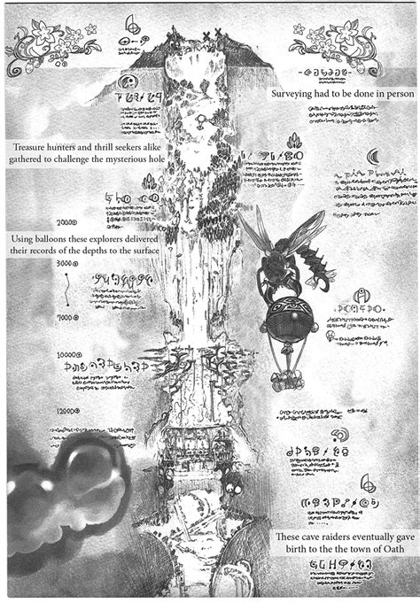 made in abyss vol 3 made in abyss vol 1 ch 1 page 13 read made in abyss