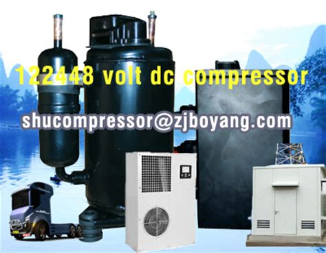 12 24 volt dc compressor for portable air conditioner cing 9000btu 12000btu view 12 24 volt