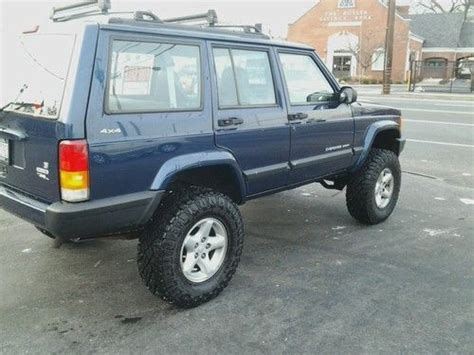 2001 Jeep Sport Lifted Sell Used Lifted 2001 Jeep Se Sport Utility 4