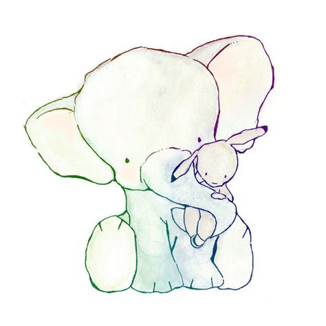 Drawing Elephant by Baby Ellie Elephant Drawings