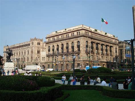 banca f panoramio photo of banco de mexico y correos mx d f