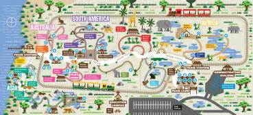 central florida zoo map jacksonville zoo