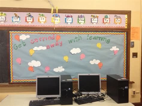 classroom themes hot air balloons 1000 images about classroom hot air balloon theme on