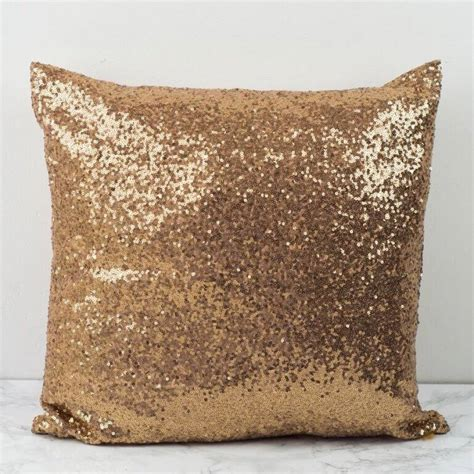 Cushion Cover 002 sequin glitter cushion cover by magpie decor