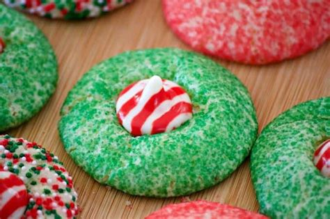 colored sugar cookies peppermint blossom cookies 365 days of baking and more