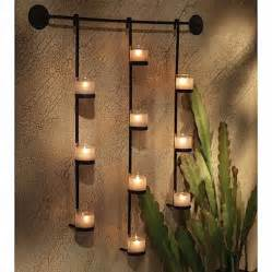 Candle Sconces Wall Decor by Wall Decor Candles Home Decoration Club
