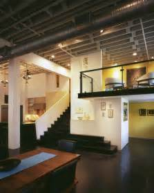 modern lofts contemporary loft design with mid century modern interiors