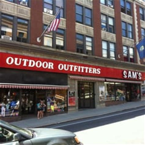 Backyard Outfitters Sam S Outdoor Outfitters Shoe Shops Brattleboro Vt