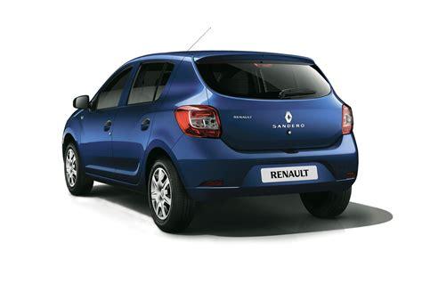 Renault Sandero 2014 White