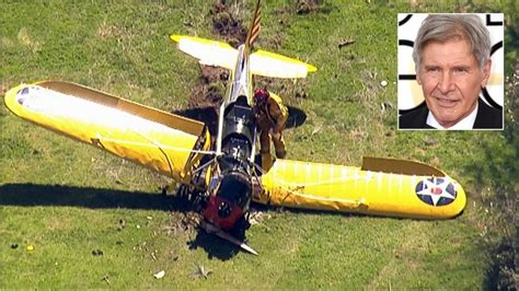 harrison ford plane crash harrison ford continues to heal following plane crash