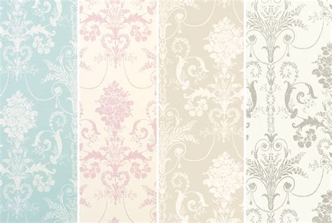 laura ashley wallpaper josette dark linen print with a past josette